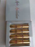 Wholesale in stock KOKO KOLLECTION gold birthday limited makeup set KYLIE Liquid matte lipstick Kollection by Kylie cosmetics DHL Ship