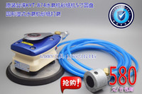 air wet sander - pneumatic air tools Wet Palm Orbital Sander marble griotte stone wet water sander polishers combest CY W inch round pad