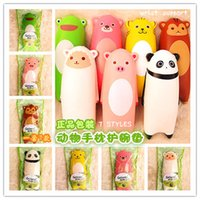 Wholesale Restock Original Styles Cartoon Ikiru And His Friends Squishy Wrist Pad With Original Package squishies package
