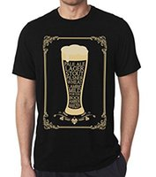 Men beer artwork - New Coming spring Beer T Shirt Cotton Authentic Designs With Detailed Artwork Machine Wash No Shrinking