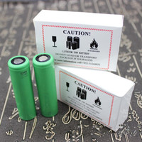 Wholesale VTC4 VTC5 battery cell with full mah V Rechargeable Lithium Battery for Electronic Cigarette mod TOP Quality