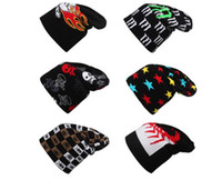 accessories for golf - New Style Hats Hip Hop Fashion Embroidered Cap Beanies for Men Womens Accessories Knit Cotton Hat for Women Colors Sport Hat