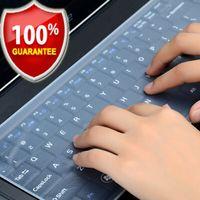 Wholesale Waterproof Laptop Keyboard protective film laptop keyboard cover notebook Keyboard cover dustproof film silicone