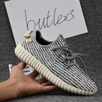 Cheap 2017 Adidas Yeezy Boost 350 Pirate Black Turtle Dove Moonrock Oxford Tan Triple White Men Women Running Shoes Kanye West 350 Yeezys With Box