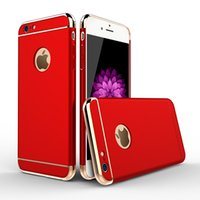 Wholesale For iPhone S Plus sPuls high quality Ultra thin Slim Back Hard Case tough Cover