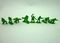 Wholesale 500pcs boys toys cm soldier model toy randomly sending soldier military toys