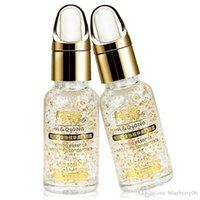 Wholesale k Pure Gold Foil Whitening Moisturizing Essence Hyaluronic Acid Liquid Anti Sensitive Lifting
