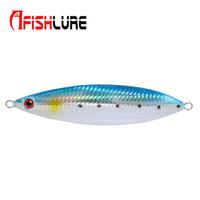Морская рыбалка свинцовый джиг металлическая пластина 160г искусственная приманка металл рыба свинцовая рыба розовая / голубая / красная голова / красная полоска / серебро