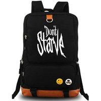 arrive alive - Don t Starve backpack Wilson alive daypack New arrive schoolbag Game rucksack Sport school bag Outdoor day pack