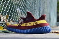 Cheap With Box 2017 Wholesale Adidas Yeezy Boost 350 V2 SEMIGR High Fashion Shoes Limited Casual Boots Kanye Yeezy Boost 350 V2 SPLY-350 Sports