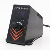 Wholesale Novelty ELFIN EP Tattoo Power Supply Professional Digital LCD Mini Tattoo Power Supply Supply Tattoo Machine