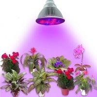 best led par lights - LED Grow Light W Highest Efficient Hydroponic LED Plant Growing Lights E27 Growing Lamp for Garden Greenhouse in Best Bands