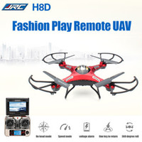 Wholesale Hot Sele JJRC H8D GHz CH Headless Mode G FPV RC Quadcopter Drone with MP Camera RTF Remote Control Helicopter