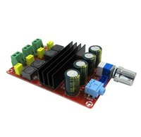 Wholesale 20pcs XH M190 Tube Digital Amplifier Audio Board TPA3116 Power Audio Amp Class D Amplifiers Stereo HIFI amplifier DC12 V W
