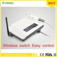 automatic scaler - Dental Ultrasonic Scaler VRN A6 L Wireless Control Automatic Water LED handpiece