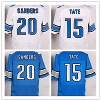 american football lions - Detroit American Football Jerseys Lions Football Jerseys Golden Tate Barry Sanders Throwback Football Jersey Youth Football Jerseys