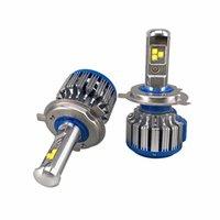 Wholesale 2016 New Error Free Super Bright Car Headlights H7 LED Auto Front Bulb Automobiles Headlamp K Car Lighting
