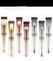 NOUVEAU Pink Limited Spécial Super Soft 7Pcs Set de brosse Make Up Professional Brush High IN box DHL Livraison gratuite + CADEAU