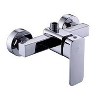 Wholesale Shower mixer Shower Faucets accessories Shower Faucet Modern Brass material Cold hot water control Brand
