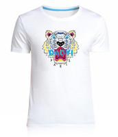 Wholesale Summer Fashion Brand Women Men T shirt Print Short Sleeve Shirts Cotton Women Tees Men Tops Men shirts printing shirt