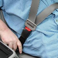 Wholesale 2 Universal quot Car Seat Seatbelt Safety Extender Belt Extension Buckle F00110 SMR