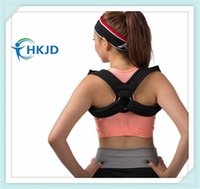 Wholesale Deluxe Clavicle Back Support Belt for clavical fractures and postural problems