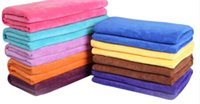 Cheap South Korea velvet 30 * 60 square metre 500 grams of thickening coral fleece absorbent towels Car cleaning wipes