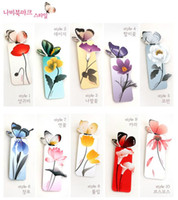 Cartoon beautiful office supplies - D Butterfly Bookmark For Beautiful Birthday Christmas Gift Book Mark Office School Supplies exquisite stationery