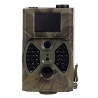 Wholesale HC A MP Wildlife Scouting Digital Infrared Trail Hunting Camera Army Green Sport Hunting Video Camera Ultra Light