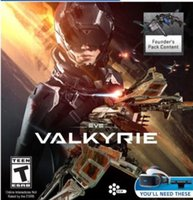 Wholesale Hot Sale Video Games EVE Valkyrie Factory Sealed