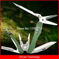Wholesale New Arrival Multi Pliers Multitool Pocket Knife Pliers for Camping