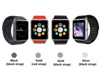 apple freight - GT08 smart watch smartwatch with SIM Card Slot DZ09 A1 U8 and NFC Health Watchs for Android Samsung and IOS iphone phone watches freight