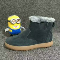 Wholesale Sexy Tall Man - 2016 wholesale! Winter Snow Boots for man and women New Fashion Australia classic tall sexy comfortable