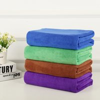 Wholesale Towel cm g Fiber towel Thickening and strong water absorption Towel polyester polyamide fiber