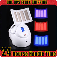 beauty fighter - Pro Folding Treatment Head Leds Light Acne Fighter PDT LED Photon Therapy Wrinkle Removal Facial Care Spa Salon Beauty Machine