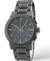 Men's auto warranty - New Mens Watch bu9354 casual fashion gun color dial warranty for two years