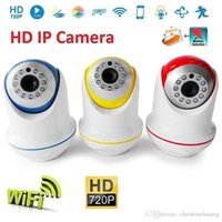Wholesale Wifi Wireless Smart CCTV Security Camera IR Night Vision Baby Monitor Nanny DVR