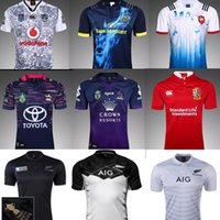 army sh - 2016 NRL National Rugby League North Queensland cow new jersey High temperature heat transfer printing France New Zealand jersey Rugby Sh