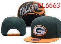 Wholesale free ship Packers Snapback Adjustable Caps Football Hats Snapbacks Players Sports for Adult