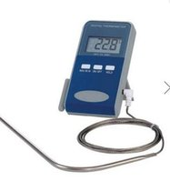 Wholesale LCD Digital Cooking Thermometer Kitchen BBQ Grill Meat Oven With m Length Rope
