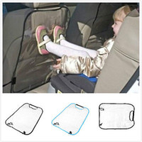 baby care seat - Car Seat Back Protector Auto Care Cover For Babies Children Kick Mat Protects