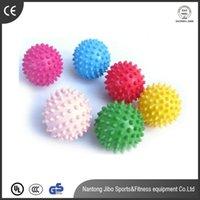Wholesale New Mini Lightweight Spiky Massage Ball for Hand Yoga Hand Relax Balls Fitness Equipment