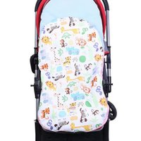 baby foot muff - Hot Sales Baby Stroller Sleeping Bag Cartoon Animal Pushchair Windproof Warm Foot Muff Toddler Stroller Sleepsacks VT0425