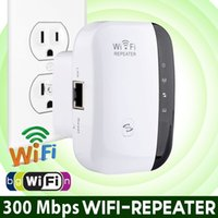 Wholesale Brand New Mbps Wifi Repeater Wireless AP Range Signal Extender Booster WIFI Booster Signal Booster AP Router Range Expander