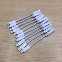 Wholesale Earphone Adapter For iPhone Earphone AUX Converter mm Audio Jack Earphone Connector For iPhone Plus iPhone s