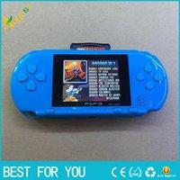 PXP3 16 bits enfants classiques de poche numérique console de jeux vidéo PVP PSP pour les enfants