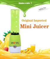 Wholesale factory selling Multifuction Juicer Blender Shake N Take EU UL Plug Blender with Travel Sport Bottle Color Juice Machine Cooking Machine