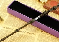 Wholesale Hot Harry Potter Professor Dumbledore s Wand Cosplay The Elder Wand in Box Great Gift