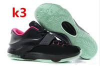bad cow - KD VII bad apple mens Basketball Shoes Top Quality kd sport shoe with shoes box