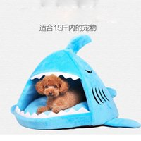 Wholesale Luxury Kennel House Warm Fleece Big Size Dog Bed Mat Sofa Pet Cat Bed for Large Dogs Labrador Husky Satsuma